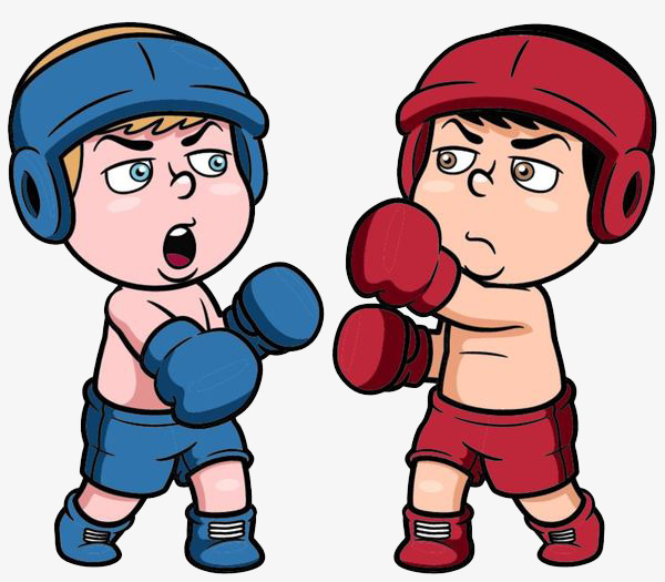 Boxing clipart boxing match. Fight game combat a