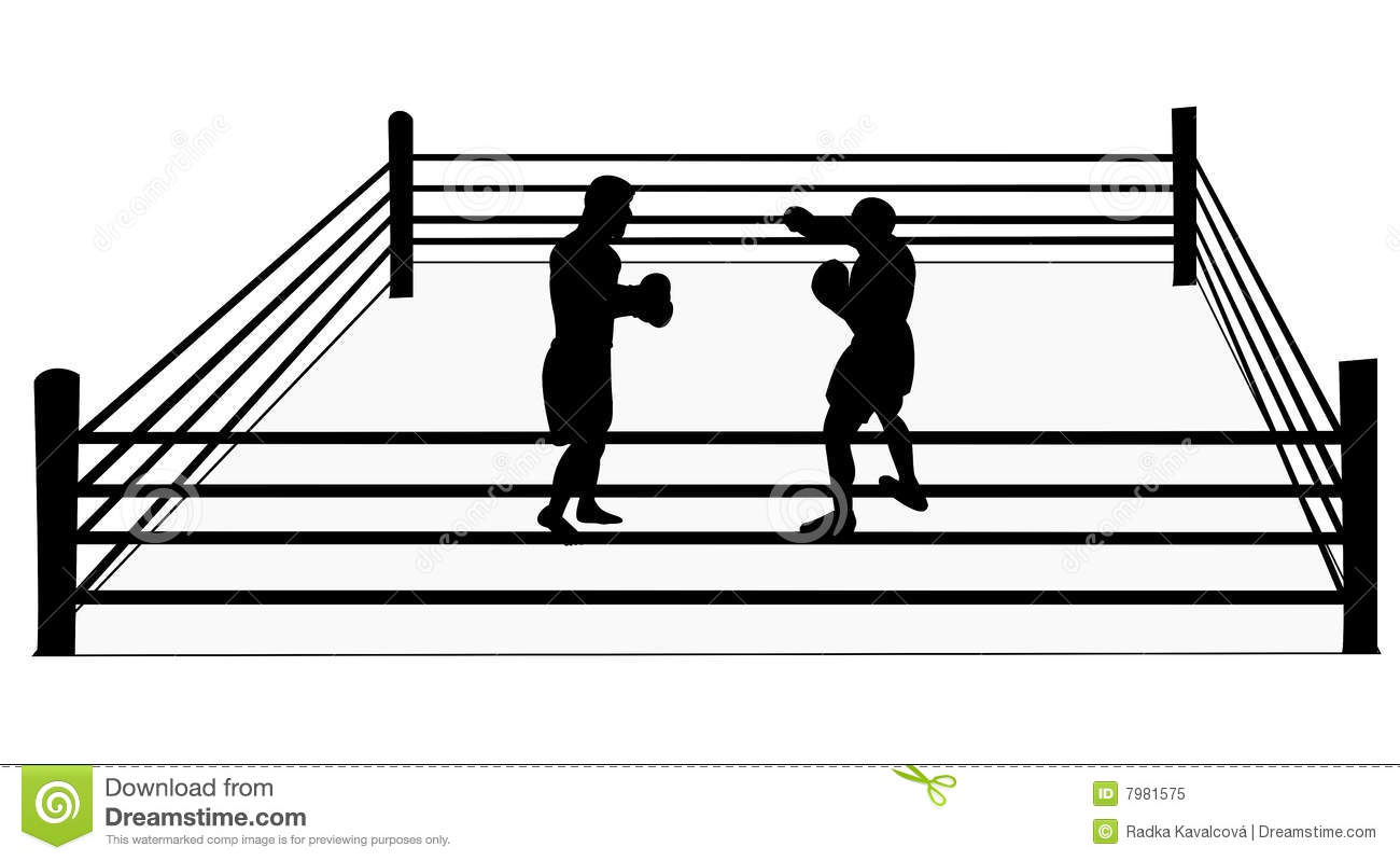 Boxing clipart boxing ring. Free cliparts download clip