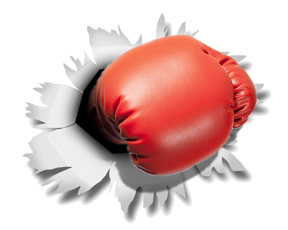 Glove punching bags gloves. Boxing clipart boxing training