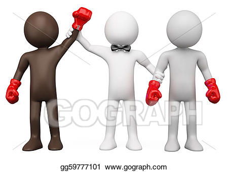 Stock illustration drawing gg. Boxer clipart boxing match