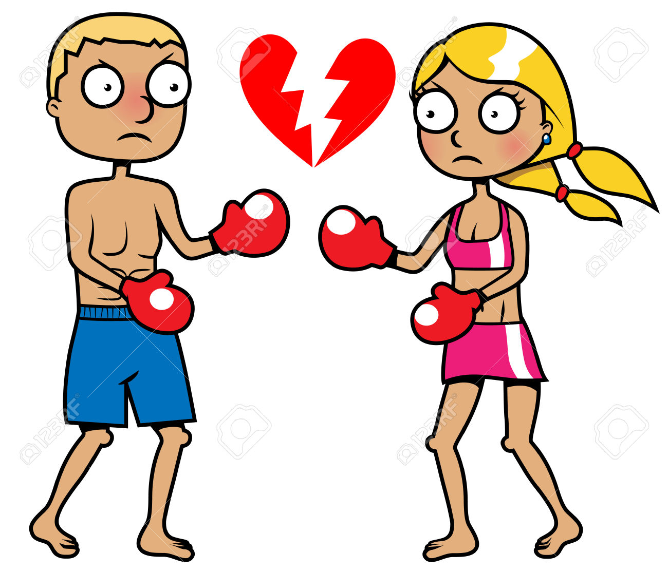 Collection of glove free. Boxing clipart fighter
