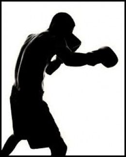 Will boxing make me. Boxer clipart boxercise