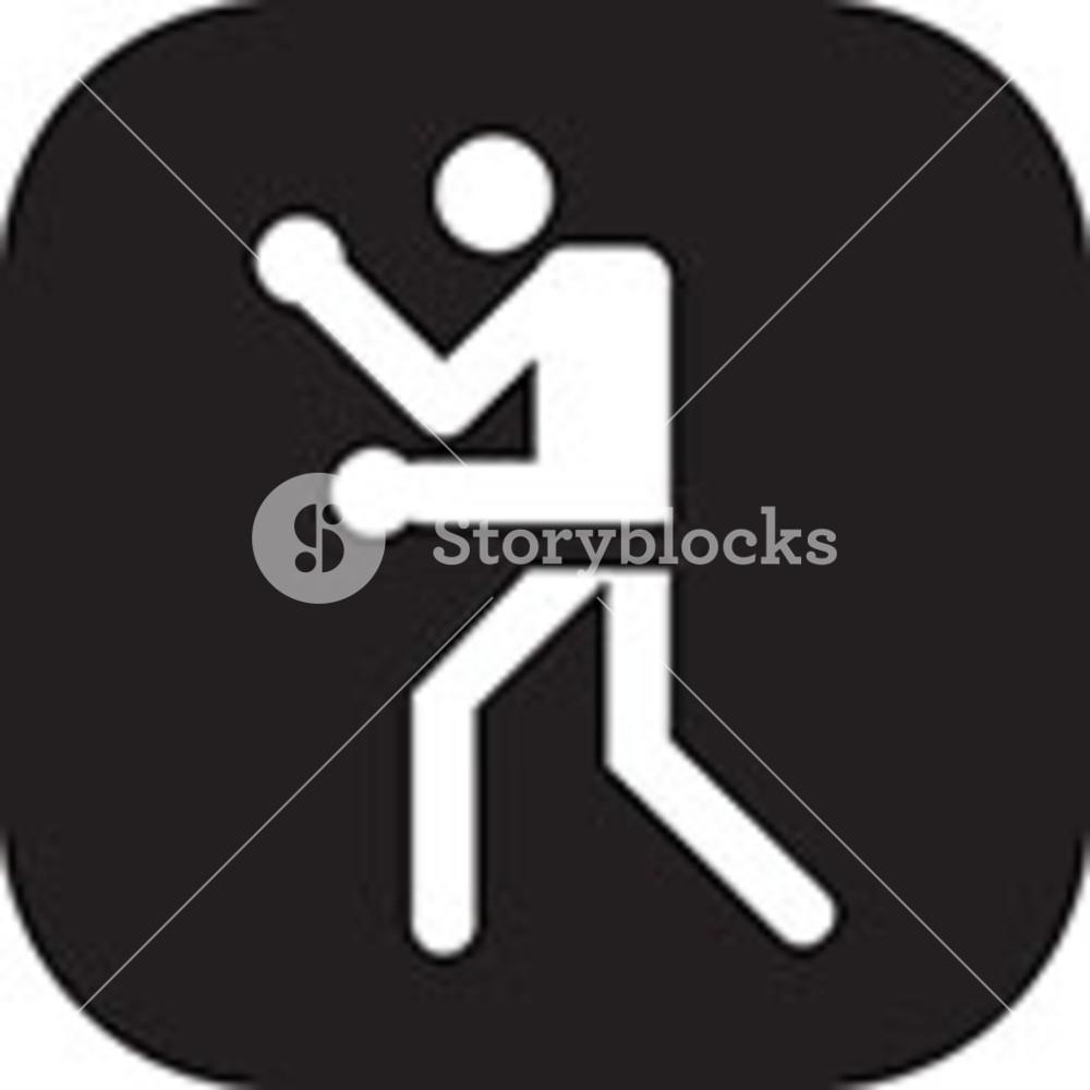 Boxing clipart symbol. Clip art royalty free