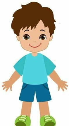 Bonecos meninos child pinterest. Boy clipart