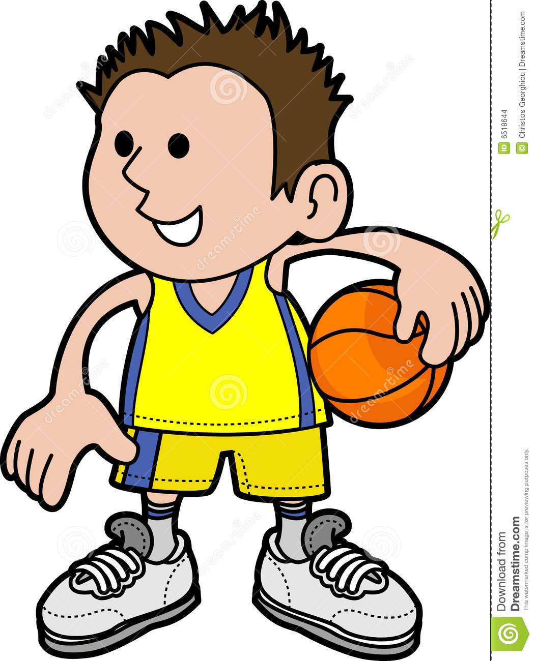 Boys clipart basketball player. Kid panda free images