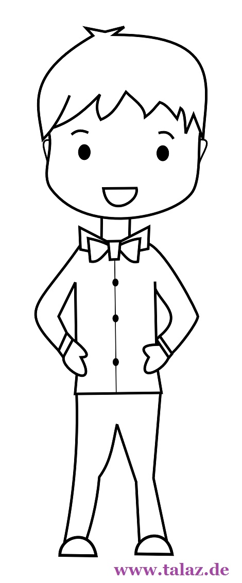 Free cliparts download clip. Clipart boy black and white