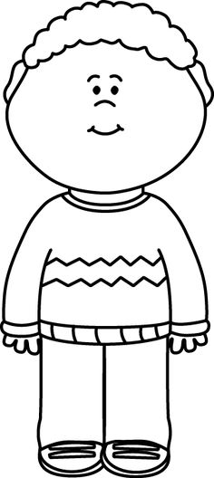 Boy clipart black and white. Angry lots of great