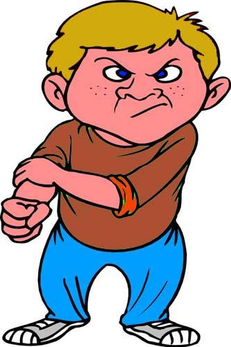 Boys clipart bully. Bullying behavior dr barbara