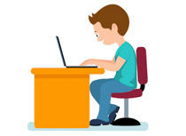 Free computers clip art. Working clipart laptop