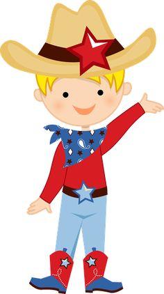 Boys clipart cowboy. Clip art pinterest cowboys