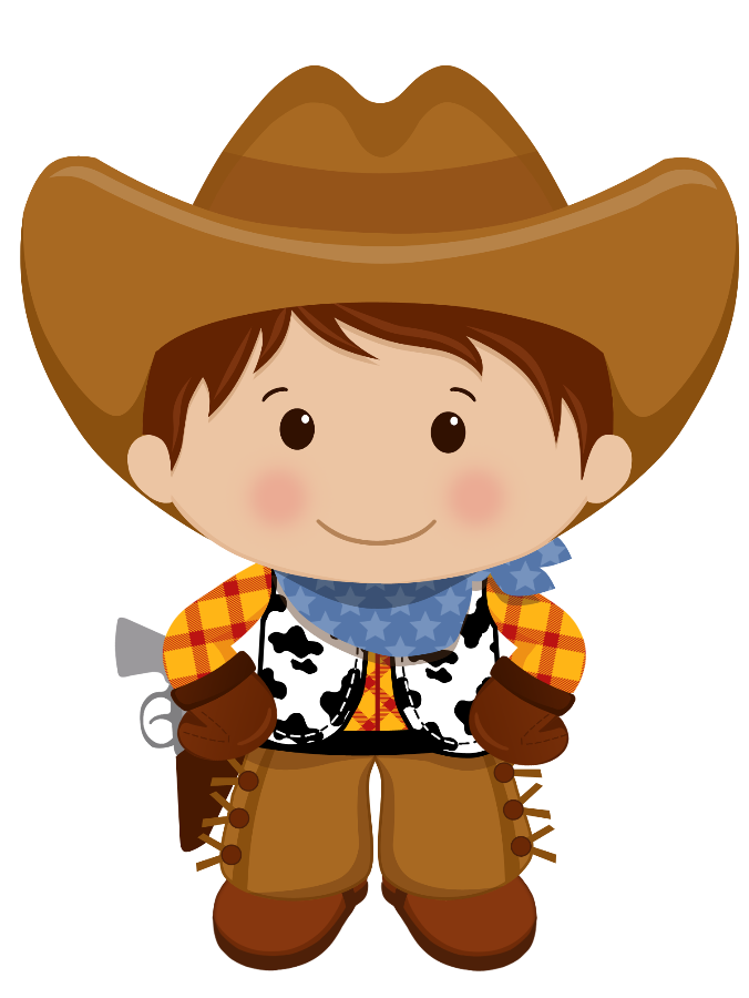 Pin by marina on. Cowgirl clipart western party
