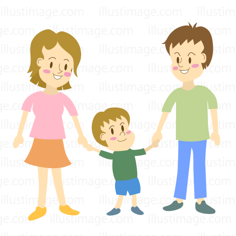 Free parent and child. Boys clipart dad