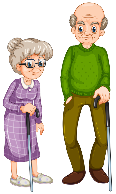 Clipart sleeping grandma.  png etsy shopping