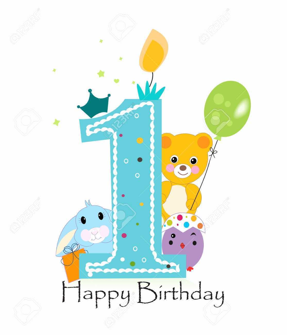 Images for baby awesome. Boys clipart happy birthday