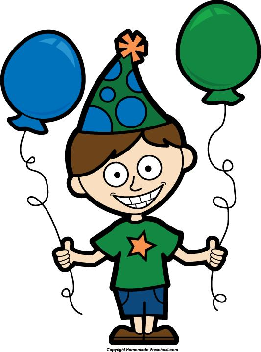 For guys best wishes. Boys clipart happy birthday