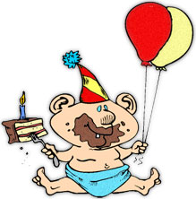 Boy panda free images. Boys clipart happy birthday