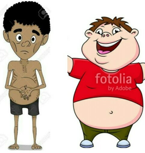 What are the things. Boys clipart malnourished