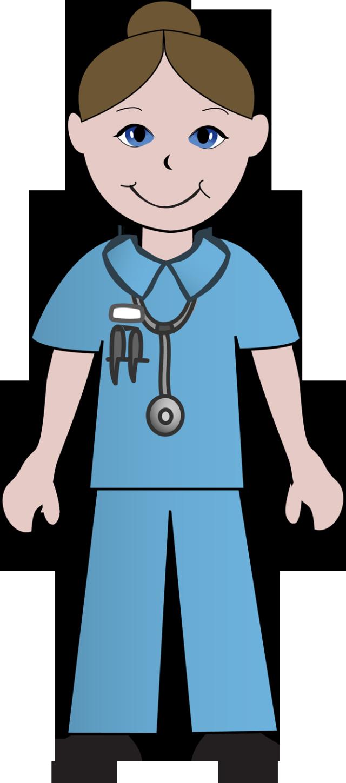 Clipart panda doctor. Nurse female free images