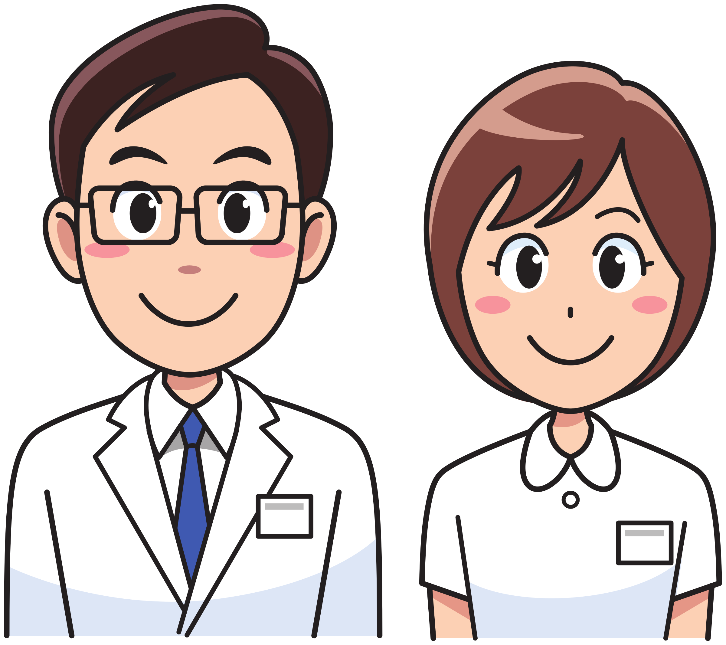 clipart doctor cute