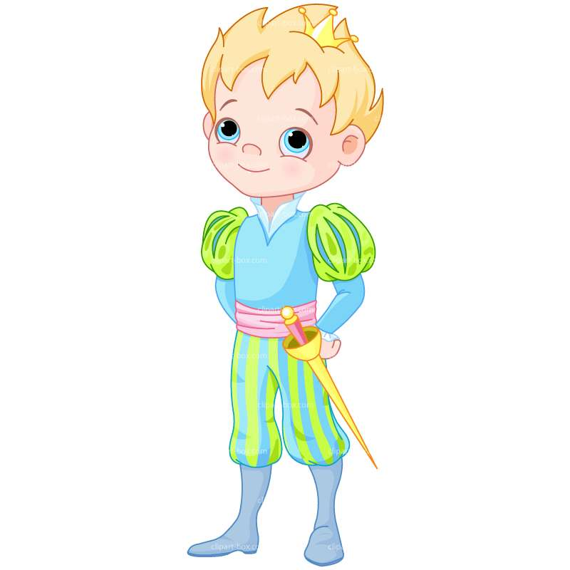 Boys clipart prince.  collection of young