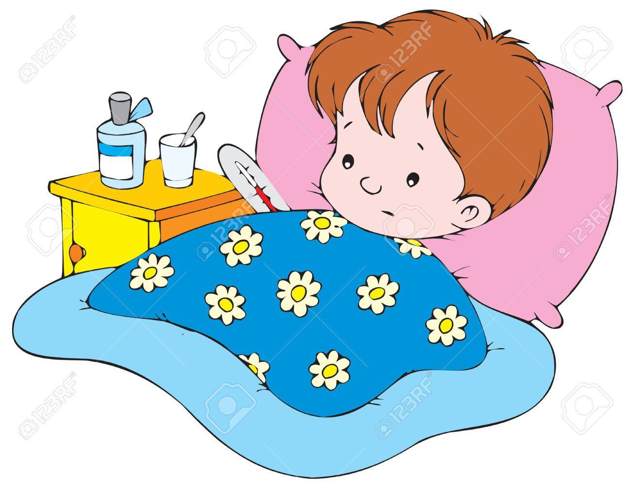 Child google cute pinterest. Boy clipart sick