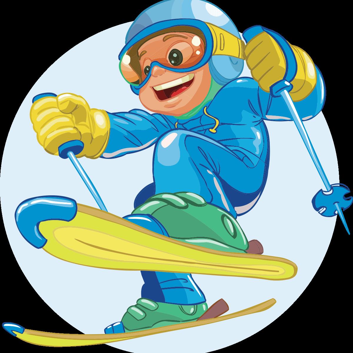 Ski finger lakes mountains. Snowboarding clipart active boy