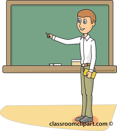 collection of boy. Chalkboard clipart teacher