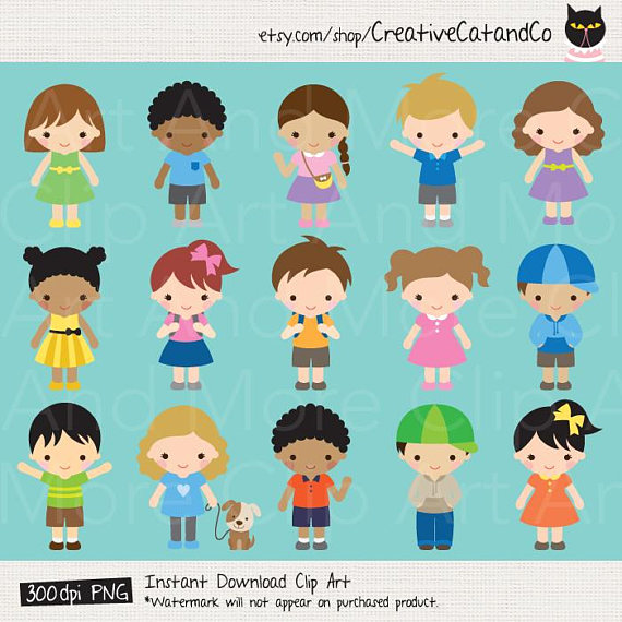 Boy clipart toddler. Kids children girl clip
