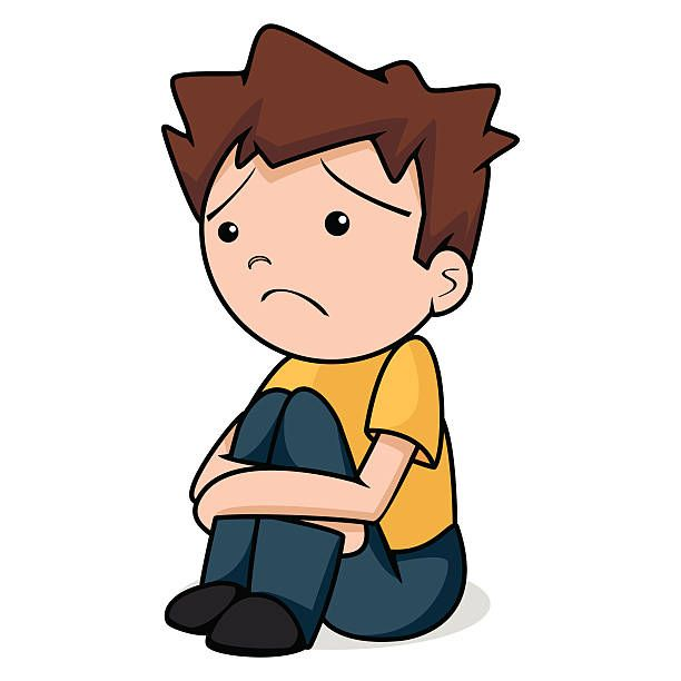 Cell clipart sad.  collection of depressed