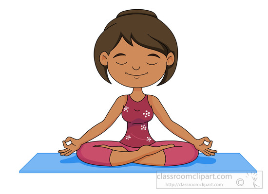Calm clipart cartoon. Search results for yoga