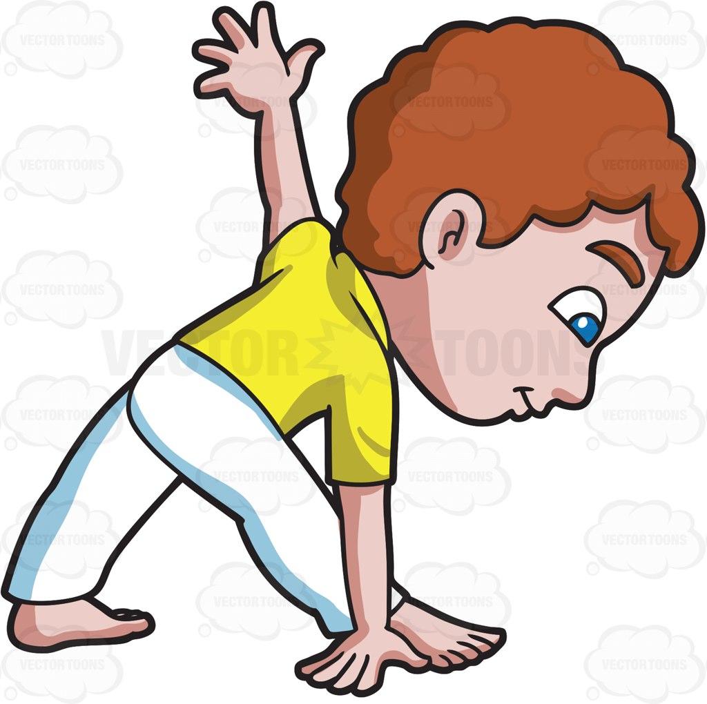 Boy clipart yoga, Boy yoga Transparent FREE for download on