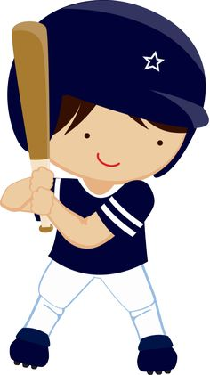 Free softball and clip. Boys clipart baseball