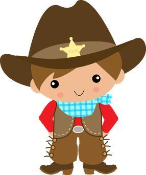 Little google search manuel. Boys clipart cowboy