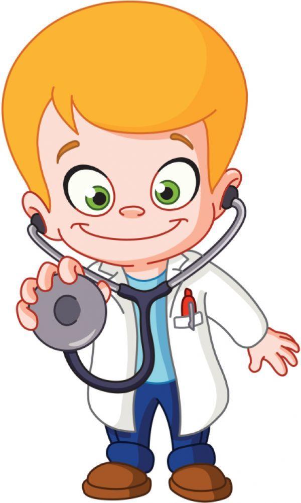 Boys clipart doctor.  best clip art