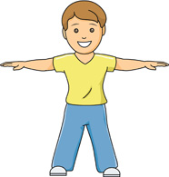 Search results for clip. Boys clipart exercise