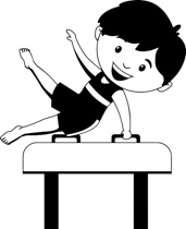 Boys clipart gymnastics. Search results for gym