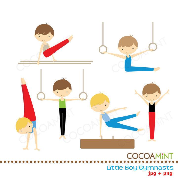 Boys clipart gymnastics.  collection of high