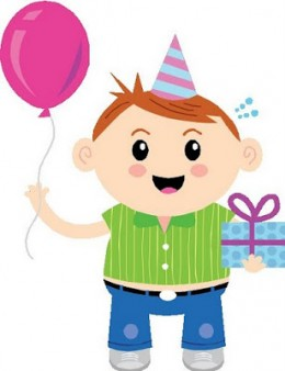 Boy . Boys clipart happy birthday