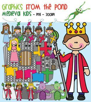 best clip art. Boys clipart medieval