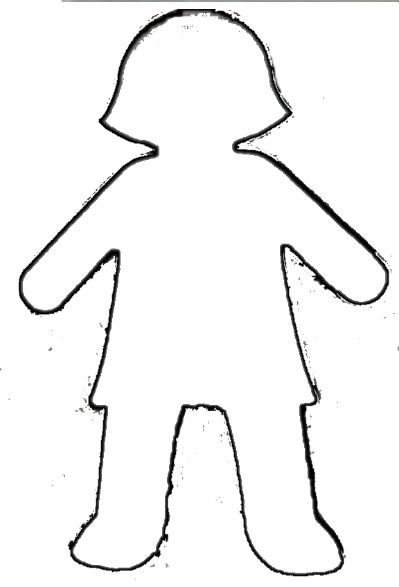 Boys clipart outline. Boy template incep imagine