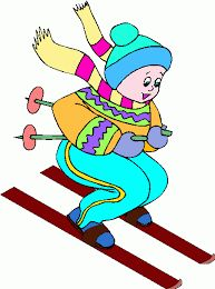 Kids illustrations google search. Boys clipart skiing
