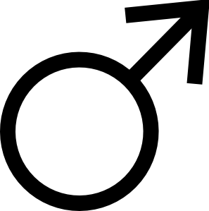 Male clip art at. Boys clipart symbol