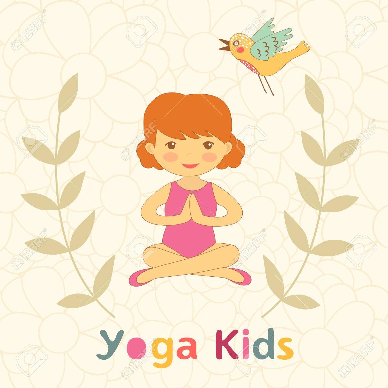 Cute free on dumielauxepices. Boys clipart yoga