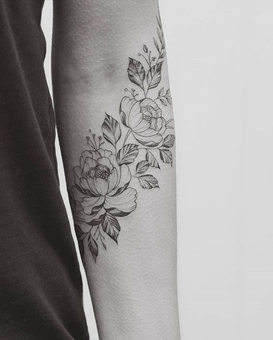 Bra clipart forearm.  best tattoos images