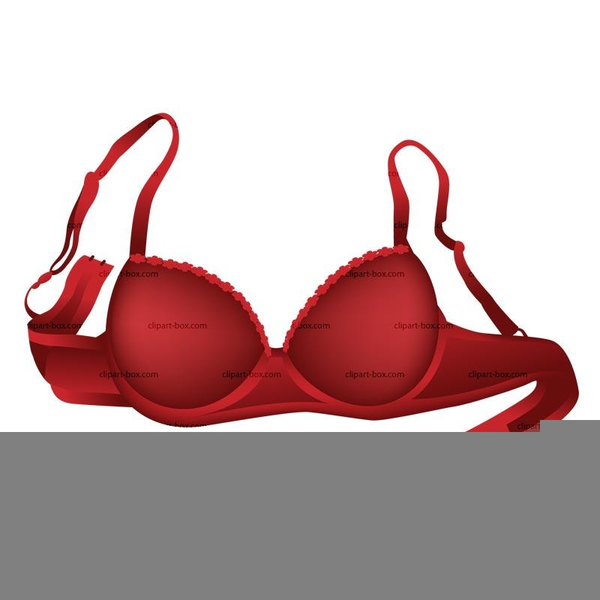 Free images at clker. Bra clipart red bra