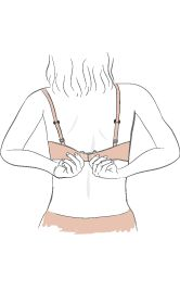 best fit education. Bra clipart right arm