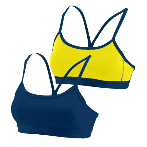 Bra clipart sports bra. Ladies encore reversible colors