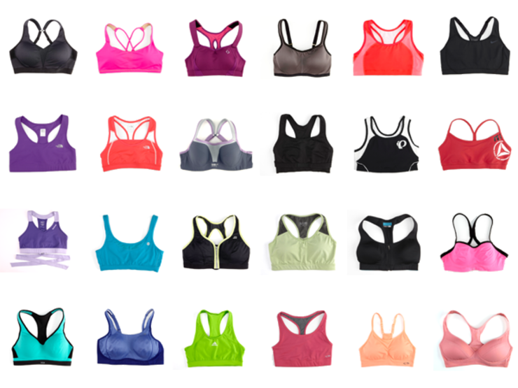 Bra clipart sports bra. Lose baby weight how