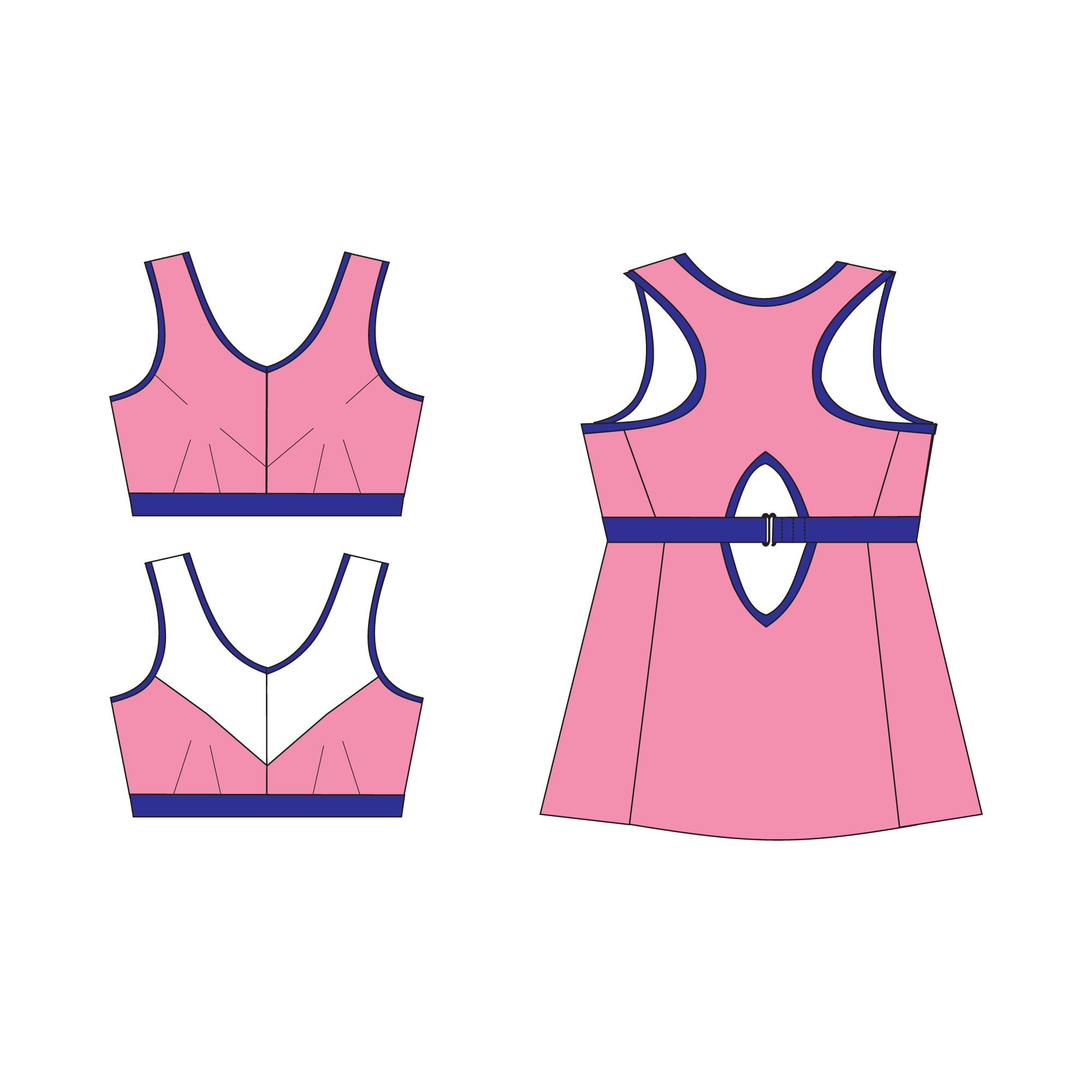 Bra clipart sports bra. Sewing patterns last stitch