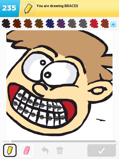 Braces clipart draw. Drawing at getdrawings com